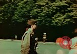 Image of American and French officers Paris France, 1945, second 2 stock footage video 65675020417