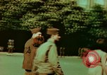 Image of American and French officers Paris France, 1945, second 3 stock footage video 65675020417