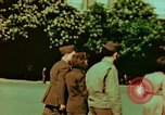 Image of American and French officers Paris France, 1945, second 4 stock footage video 65675020417