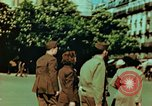 Image of American and French officers Paris France, 1945, second 5 stock footage video 65675020417