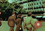 Image of American and French officers Paris France, 1945, second 6 stock footage video 65675020417