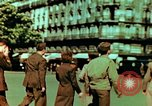 Image of American and French officers Paris France, 1945, second 7 stock footage video 65675020417