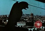 Image of Gargoyles and Grotesques Paris France, 1945, second 1 stock footage video 65675020419