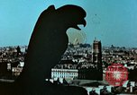 Image of Gargoyles and Grotesques Paris France, 1945, second 5 stock footage video 65675020419