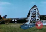 Image of German Luftwaffe airplanes Germany, 1945, second 12 stock footage video 65675020428