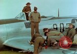 Image of Crash-landed USAAF P-47 Thunderbolt Germany, 1945, second 11 stock footage video 65675020429