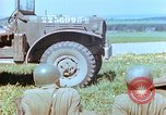 Image of United States Army soldiers France, 1945, second 2 stock footage video 65675020431