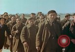 Image of liberated French soldiers Paris France, 1945, second 9 stock footage video 65675020433
