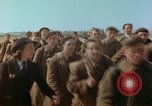 Image of liberated French soldiers Paris France, 1945, second 11 stock footage video 65675020433