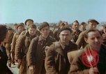 Image of liberated French soldiers Paris France, 1945, second 12 stock footage video 65675020433