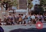 Image of VE Day celebrations Paris France, 1945, second 10 stock footage video 65675020434