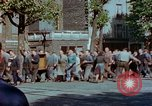 Image of VE Day celebrations Paris France, 1945, second 11 stock footage video 65675020434