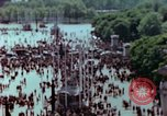 Image of VE Day celebration Paris France, 1945, second 4 stock footage video 65675020435