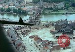 Image of VE Day celebration parade Paris France, 1945, second 5 stock footage video 65675020437