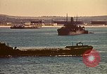 Image of North African Campaign Tunis Tunisia Tunis Port, 1942, second 8 stock footage video 65675020441
