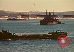 Image of North African Campaign Tunis Tunisia Tunis Port, 1942, second 9 stock footage video 65675020441