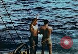 Image of Amphibious task force Pacific Theater, 1944, second 8 stock footage video 65675020458