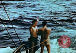 Image of Amphibious task force Pacific Theater, 1944, second 10 stock footage video 65675020458