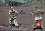 Image of Bayonet drill United States USA, 1942, second 2 stock footage video 65675020467