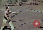 Image of Bayonet drill United States USA, 1942, second 10 stock footage video 65675020467