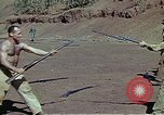 Image of Bayonet drill United States USA, 1942, second 11 stock footage video 65675020467