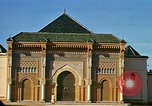 Image of Palace of Sultan Mohammed V Rabat Morocco, 1942, second 10 stock footage video 65675020488