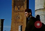Image of La Tour Hassan minaret Rabat Morocco, 1942, second 10 stock footage video 65675020489