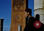 Image of La Tour Hassan minaret Rabat Morocco, 1942, second 11 stock footage video 65675020489