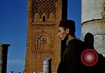 Image of La Tour Hassan minaret Rabat Morocco, 1942, second 12 stock footage video 65675020489