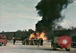 Image of fuel tanker truck North Africa, 1942, second 1 stock footage video 65675020522