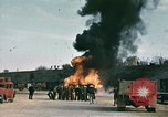 Image of fuel tanker truck North Africa, 1942, second 2 stock footage video 65675020522