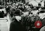 Image of Thomas Woodrow Wilson Washington DC, 1913, second 3 stock footage video 65675020547