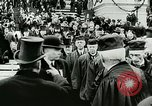 Image of Thomas Woodrow Wilson Washington DC, 1913, second 7 stock footage video 65675020547