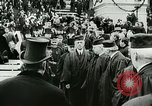 Image of Thomas Woodrow Wilson Washington DC, 1913, second 8 stock footage video 65675020547