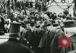 Image of Thomas Woodrow Wilson Washington DC, 1913, second 9 stock footage video 65675020547