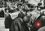 Image of Thomas Woodrow Wilson Washington DC, 1913, second 13 stock footage video 65675020547