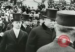 Image of Thomas Woodrow Wilson Washington DC, 1913, second 16 stock footage video 65675020547