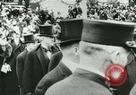 Image of Thomas Woodrow Wilson Washington DC, 1913, second 17 stock footage video 65675020547