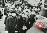 Image of Thomas Woodrow Wilson Washington DC, 1913, second 19 stock footage video 65675020547