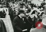 Image of Thomas Woodrow Wilson Washington DC, 1913, second 20 stock footage video 65675020547
