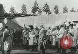 Image of Kaiser William II Leipzig Germany, 1913, second 2 stock footage video 65675020548