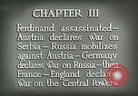 Image of World War I Europe, 1914, second 6 stock footage video 65675020551