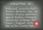 Image of World War I Europe, 1914, second 9 stock footage video 65675020551