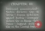 Image of World War I Europe, 1914, second 10 stock footage video 65675020551