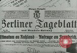 Image of World War I troop mobilization Europe, 1914, second 5 stock footage video 65675020554