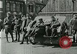 Image of Austro-Hungarian soldiers pose with field artillery Austria, 1917, second 7 stock footage video 65675020557