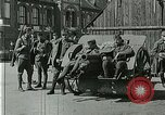 Image of Austro-Hungarian soldiers pose with field artillery Austria, 1917, second 11 stock footage video 65675020557