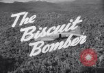 Image of dropping supplies Papua New Guinea, 1944, second 20 stock footage video 65675020560