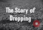 Image of dropping supplies Papua New Guinea, 1944, second 26 stock footage video 65675020560