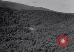 Image of dropping supplies Salamaua Papua New Guinea, 1944, second 6 stock footage video 65675020565